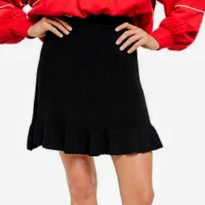 🔥🔥FREE PEOPLE WOMEN'S RIBBED SKIRT🔥🔥